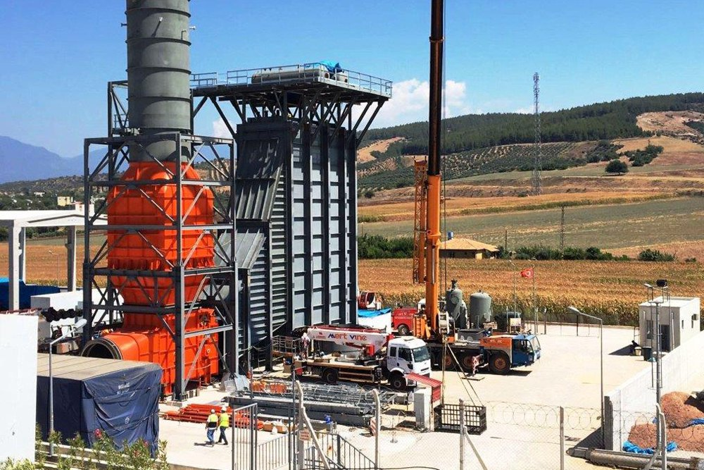 Kayalı Natural Gas Fired CCPP (1x63 MW Trent GTG + 1 x 14 MW STG)